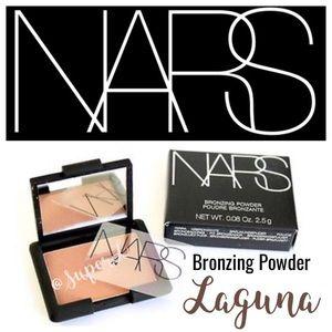 🎀 2/$25 NARS Bronzing Powder Laguna Bronzer Tan